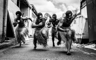 Arts Council England funding boost helps local choreographer flourish as she welcomes Fijian Dancers