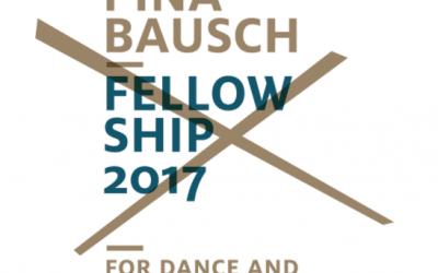 Pina Bausch Fellowship 2017 for Dance and Choreography