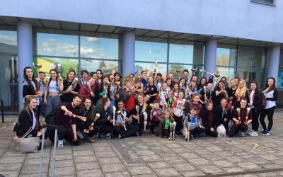 Plymouth Dance company scoop 55 awards at championships