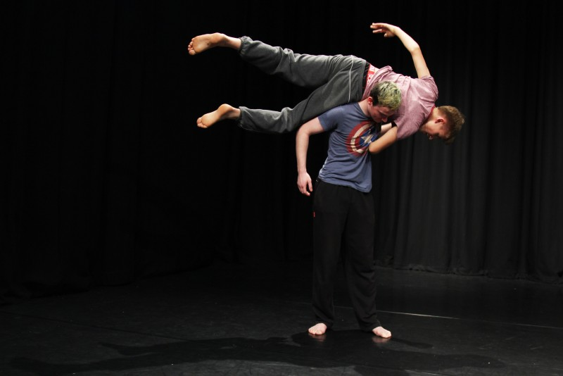 Boys Dance. Physical, Dynamic, Acrobatic: The new kind of Athletic