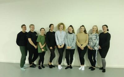 Plymouth Youth Dance Company Members