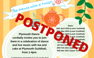 Tea Dance with a Twist! POSTPONED