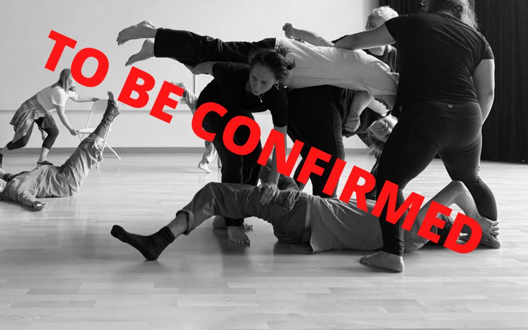 International Inclusive Dance Summer Intensive with Adam Benjamin TO BE CONFIRMED