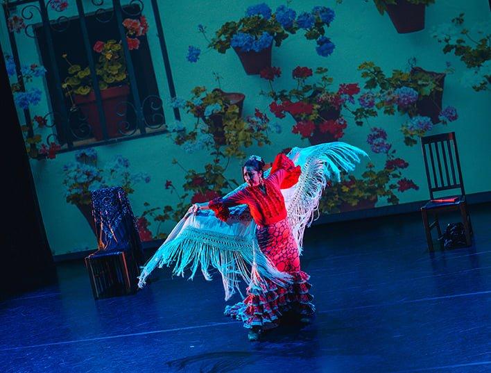 The Power of Dance in Lockdown – Mercedes Romero